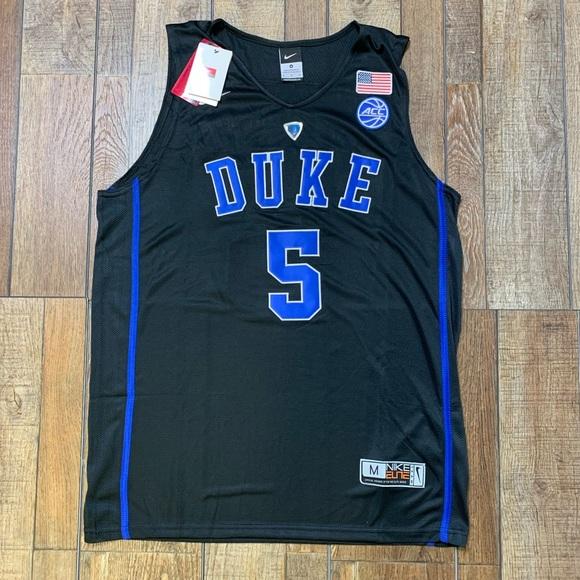 NWT 🔥 RJ Barrett Duke Blue Devils College Jersey e76b421b8